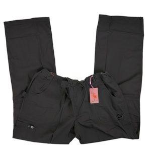 Koi Scrub Pants Steel 701-024